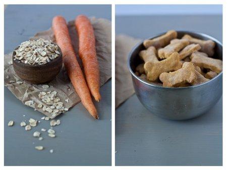 Рецепт печенья для собак